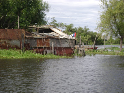 Abandono municipal en la Vuelta del Paraguayo