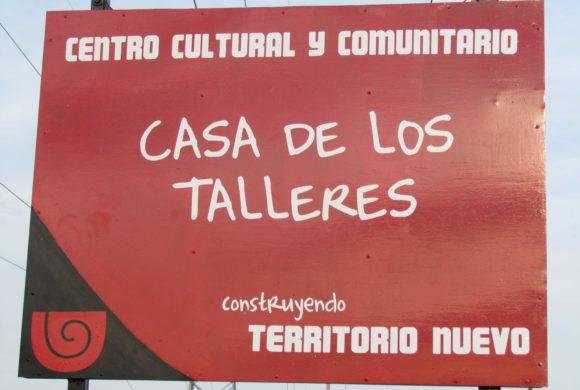 Talleres Artísticos en el Centro Cultural y Comunitario