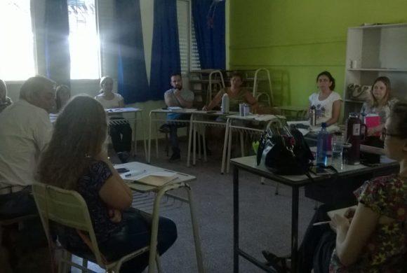 Se conformó un espacio de articulación entre instituciones del Estado provincial y organizaciones sociales en La Vuelta